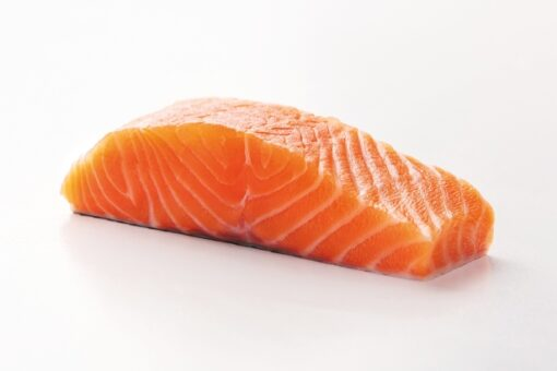 suprema de salmón filete de salmón salmó
