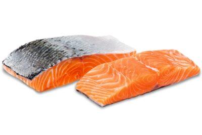 salmón supremes calidad fresco