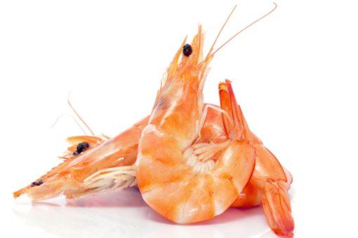 Llagostí fresc cuit marisc Peix A Casa