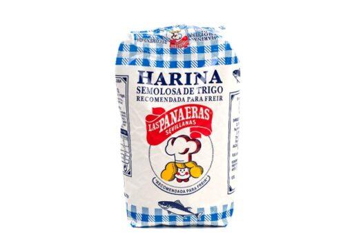 Harina para frituras