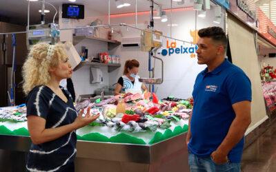 Entrevista Peix a Casa a la TV