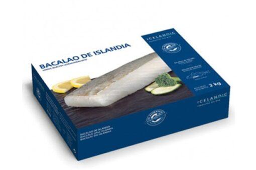 lloms de bacallà selectes icelandic, lomos de bacalao selectos