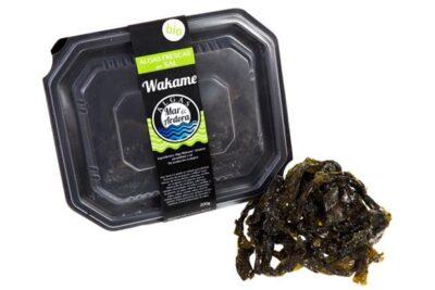 alga fresca wakame del Oceà Atlàntic