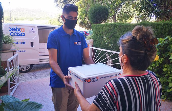 Enviaments Peix a Casa - Peixateria Online