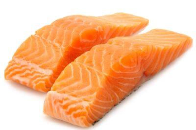 suprema de salmón ecológico escocés
